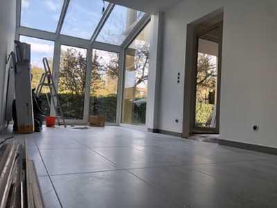 Terrassenwohnung mit großer Wohnküche