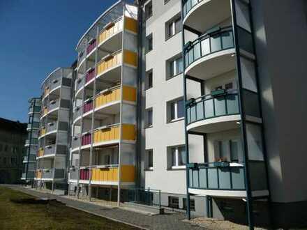 2-Raum Wohnung mit Balkon und Fahrstuhl