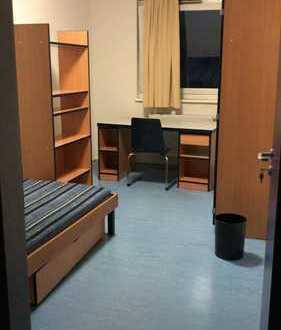 WG- Zimmer in Stuttgart vom 01.01.-31.03.19 an Studenten zur Untermiete