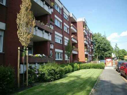 Sonnige Süd-Loggia! Schöne 3-Zimmer-Wohnung in Bottrop-Kirchhellen