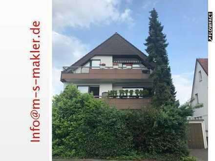 Stadtnahe frisch renovierte 2 Zimmer Wohnung am Obernberg in Bad Salzuflen