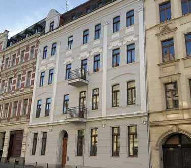 3 Raum Wohnung mit EBK & Balkon in Richtung Landeskrone !