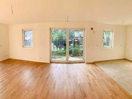Erstbezug: exklusive 3-Zimmer-Wohnung mit Terrasse in Bestlage