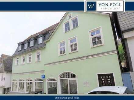 Attraktives Wohn- und Geschäftshaus im Herzen von Weilburg