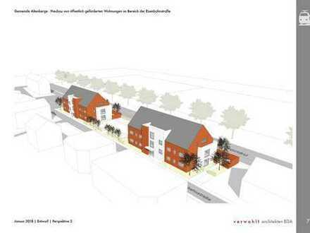 3 Zimmer Neubauwohnung in Altenberge -mit WBS-