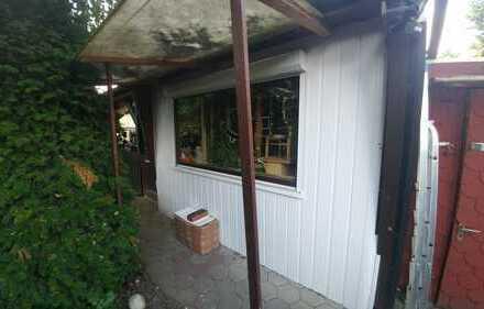 Schönes Mobilheim mit überdachter Terrasse zum absoluten SONDERPREIS!! %%