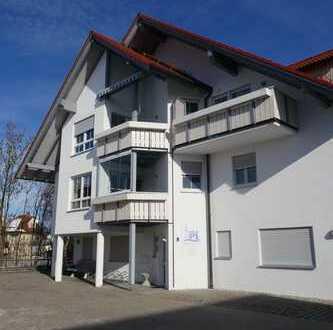 Teilmöblierte 2-Zimmer-Wohnung mit Balkon und EBK in Ruderatshofen