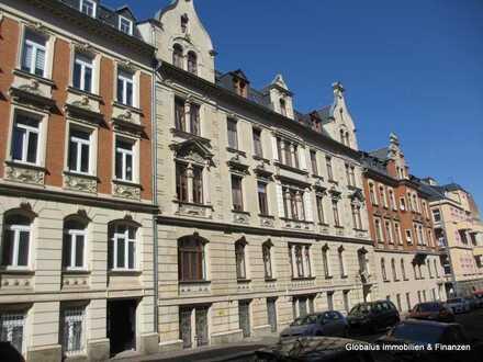 Gemütliche Zweiraumwohnung im Zentrum von Plauen