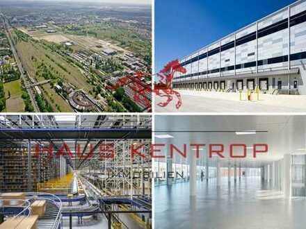 15.000 m² Gewerbegrundstück im Kreis RE * Gütergleisanschluss möglich * BImSch-Genehmigung