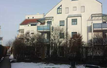 3ZKB-Whg. mit direkt verbundenen Hobbyraum und eigenen Garten zu vermieten, Provisionsfrei