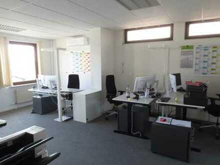 Büroetage im Gewerbegebiet Wiesloch/Walldorf zu vermieten