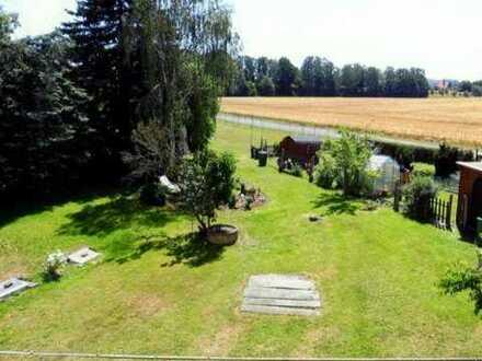 Erstbezug nach Sanierung: schöne 4-Zimmer-Wohnung mit EBK in Haselbachtal