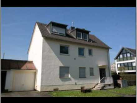 Helle, gut geschnittene 3-Zimmer-Wohnung mit Einbauküche, Terrasse und großem Garten in Bonn