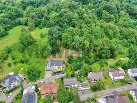 Bieterverfahren: Idyllisches Waldrand-Grundstück in Hanglage von Bleichheim