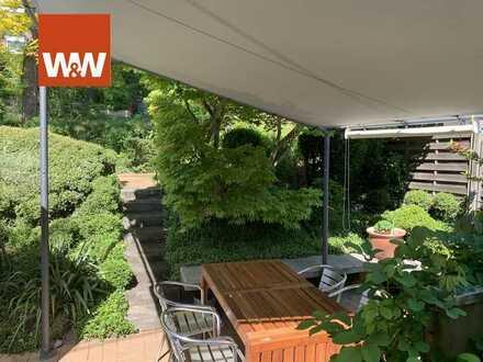 Gepflegte Doppelhaushälfte mit schönem Garten