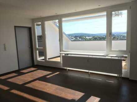 Ansprechende 3-Zimmer-Dachgeschosswohnung mit Balkon in Bretten
