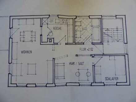 Sanierte 2,5-Zimmer-Wohnung mit Balkon und EBK in Leipheim