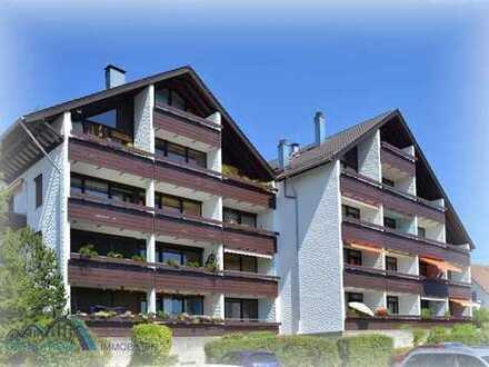 Schwarzwaldidylle- Maisonette Wohnung mit Schwimmbad & Sauna!