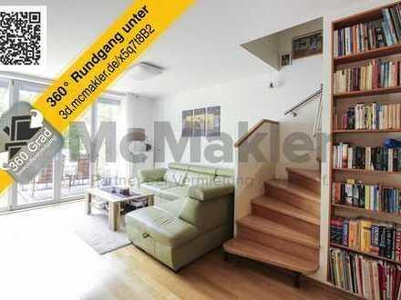 Neues Zuhause oder Kapitalanlage! Moderne Maisonettewohnung in ausgezeichneter Lage in München!