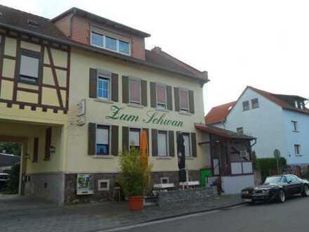 Gaststätte/Sports Bar/Pup mit Betreiber Wohnung in Bruchköbel/Oberissigheim