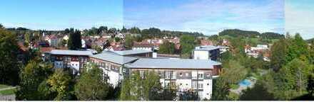 2-Zimmer Wohnung mit Blick über Lindenberg