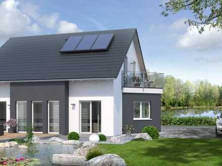 Modernes Einfamilienhaus mit viel Platz für die Familie
