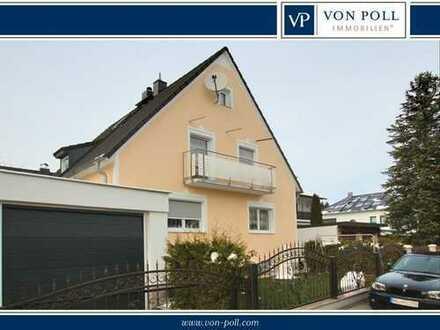 Kernsaniertes Einfamilienhaus mit luxuriöser Ausstattung