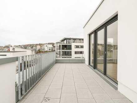 SEEsicht! Penthouse Wohnung mit EBK und Dachterrasse zum Erstbezug!