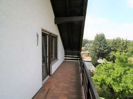 Komplett sanierte 3-Zimmer-Mietwohnung mit 2 Balkonen in Hemmessen