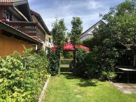 4 Zimmer Wohnung in Miesbach mit kleinem Garten und 1 Stellplatz