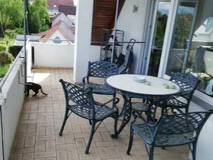 Gepflegte 5-Zimmer-Wohnung mit Balkon in Reinheim-Georgenhausen