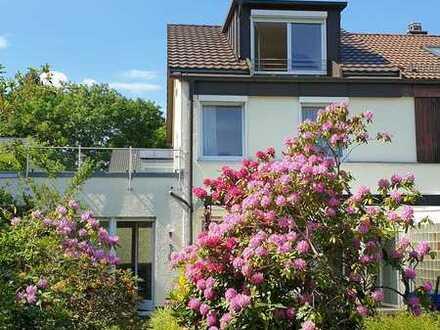 Stuttgart-Vaihingen: Möbliertes Haus mit großem Garten befristet zu vermieten