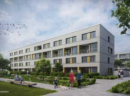 Neubau - Maisonette-Wohnung