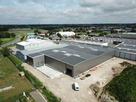 Lagerhalle/ Logistikhalle ca.3000m²/ Neubau/ Bezug ab 01.07.2019
