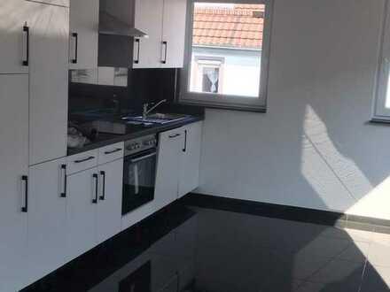 Moderne 3-Zimmer-Wohnung in Nagold, EBK, Neubau 2019