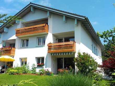 Sonnige 4 Zimmer Dachgeschoss WG in Sonthofen - zentral+ruhig