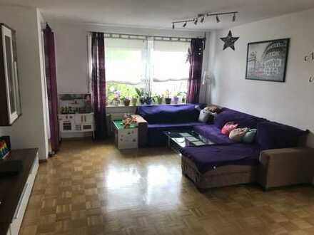 Gepflegte 3-Zimmer-Hochparterre-Wohnung mit Balkon in Herbrechtingen