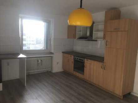 Vollständig renoviert-für Sie! Top Wohnung mit Einbauküche, Aussicht in zentraler Lage in Düsseldorf