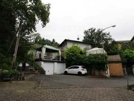 Mehrfamilienhaus mit großer Terrasse in Waldrandnähe von Annweiler