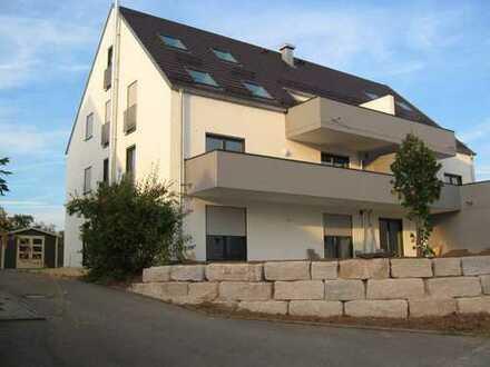 Traumhafte Neubau 4,5-Zimmer-Maisonette-Wohnung mit Balkon in Zell unter Aichelberg
