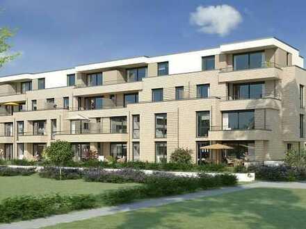 Anspruchsvolle 4-Zimmer-Wohnung in begehrter Lage mit Terrasse + kleinem Garten im Mühlenviertel