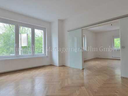 Kernsanierte 4-Zimmer Wohnung mit Balkon in zentraler Lage in Ulm!