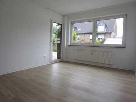 2-Zimmer-Erdgeschosswohnung in gepflegtem Mehrfamilienhaus – NICHTRAUCHER!!!