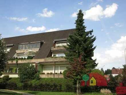 3-Zimmer Dachgeschoss-Wohnung mit herrlicher Aussicht