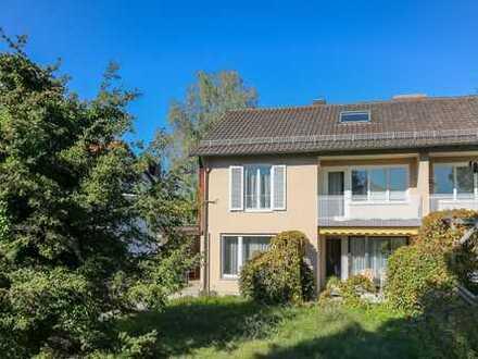 Waldperlach - Doppelhaushälfte mit 700 m² Grund in Bestlage