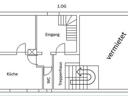 4,5 Zimmern, modern. 1. OG + DG-Whg., EBK, Balkon, - Maisach