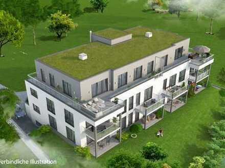 * 3 Zimmer-Erdgeschoss-Wohnung mit Terrasse und Garten! *