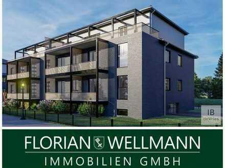 Bremen - Burg-Grambke | 4-Zimmer-Erdgeschosswohnung mit Balkon