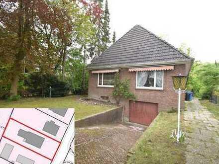 Jetzt ein Grundstück in bester Lage von Emden sichern! Sanierungsbedürftiges Wohnhaus auf schöne...