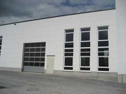 Troisdorf-Neubau! Halle mit Heizung und beidseitig befahrbar!
